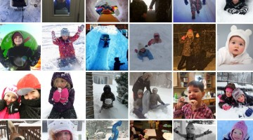 SHOW US THE SNOW Photo Contest! - (cool) progeny