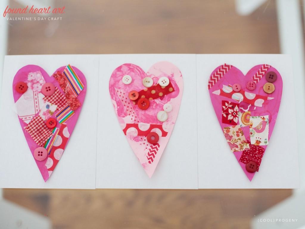 found heart art - (cool) progeny