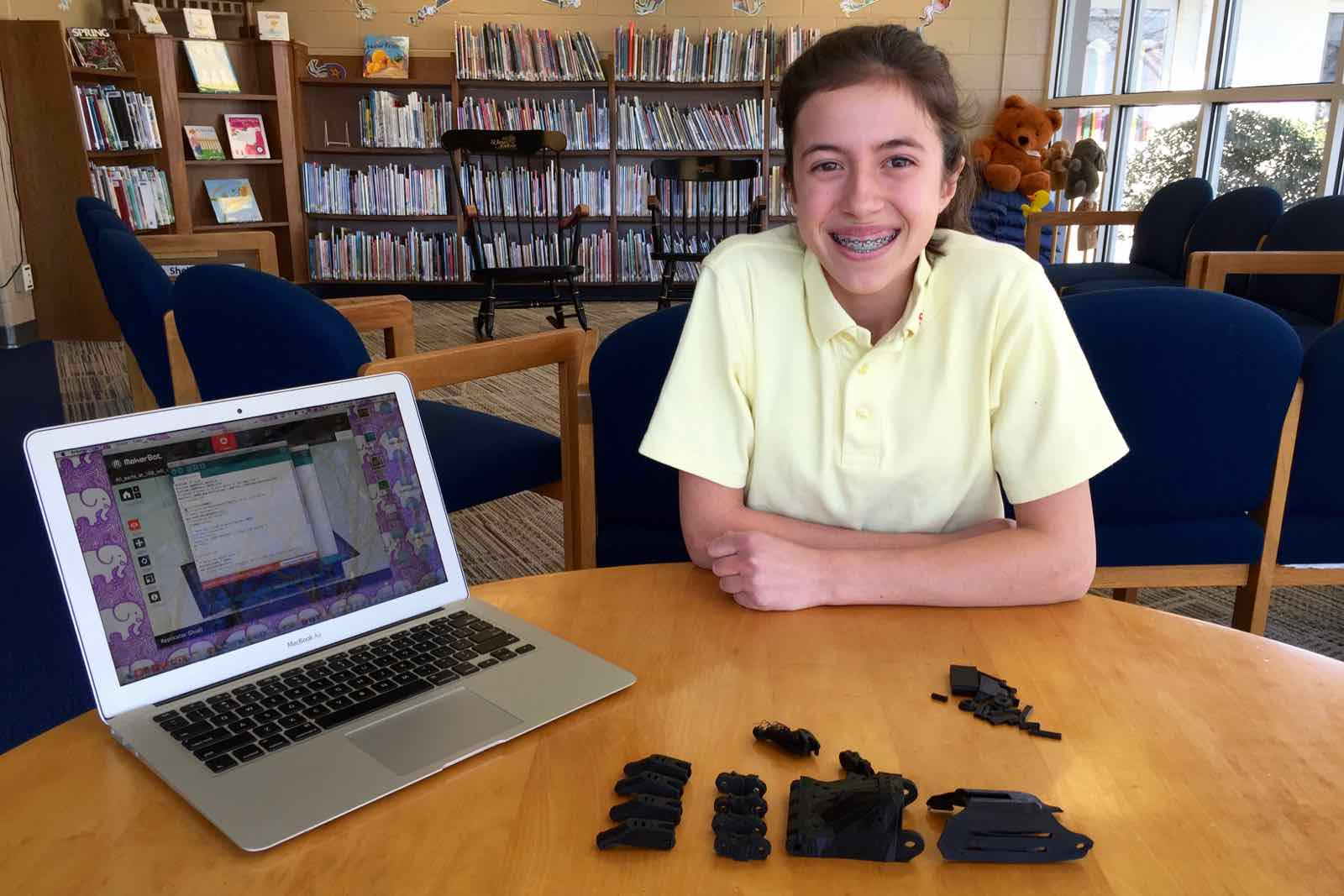 kid maker: emily at st. james academy - (cool) progeny