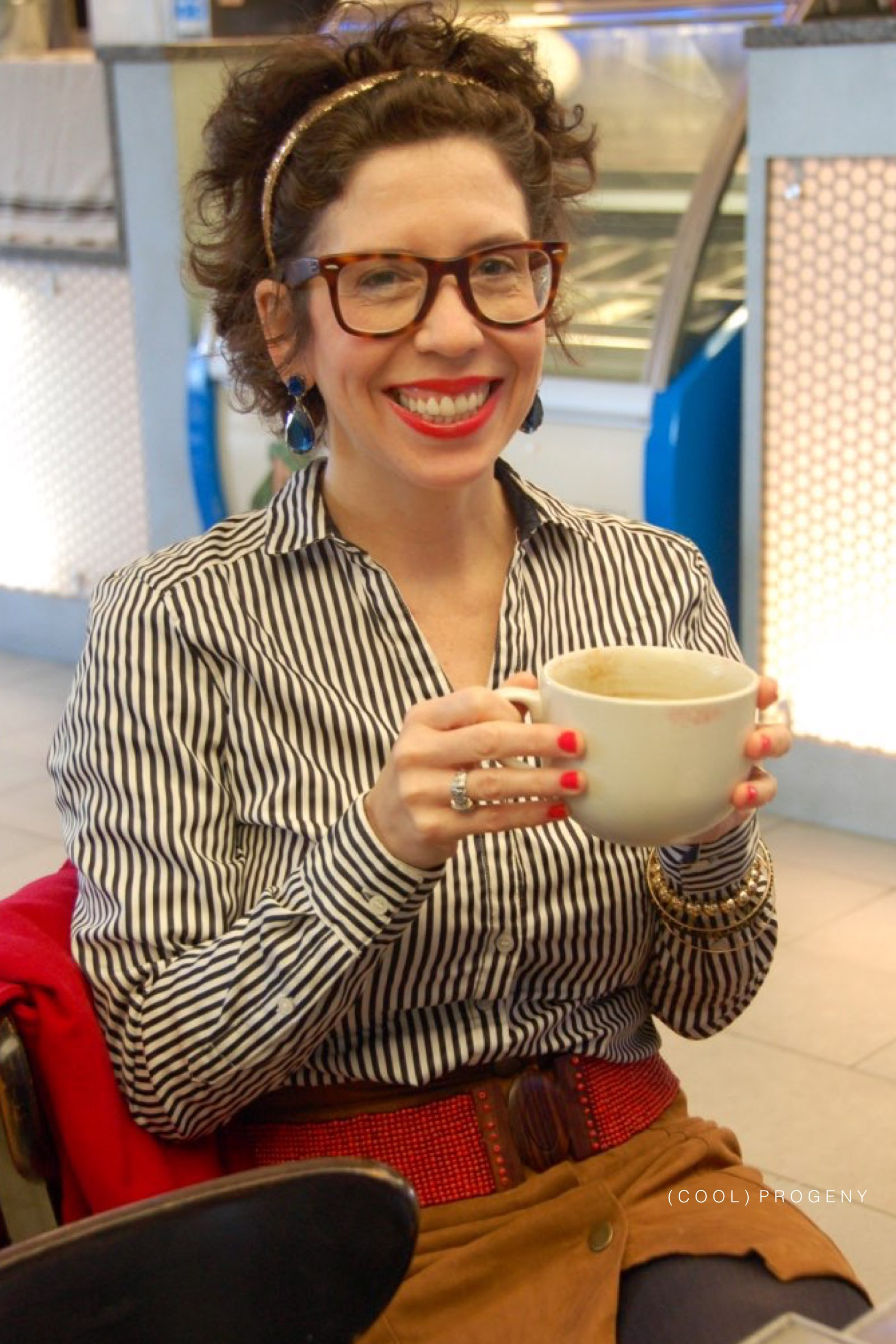 coffee with betsy boyd - (cool) progeny