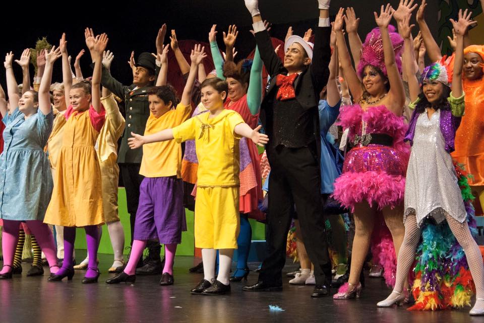 Charm City Players - Seussical the Musical - (cool) progeny