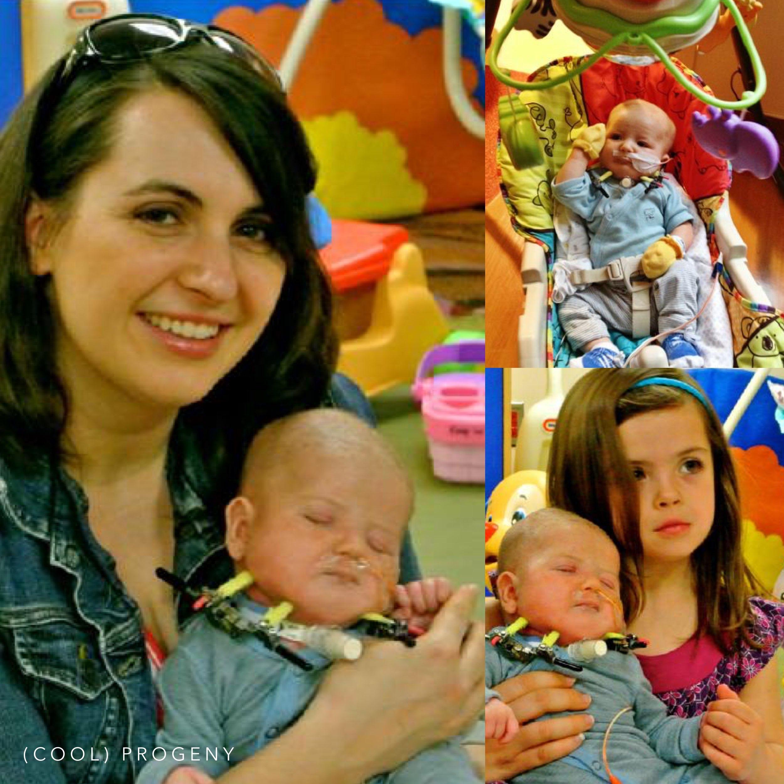 Little Lion Man at Mt. Washington Pediatric Hospital - (cool) progeny
