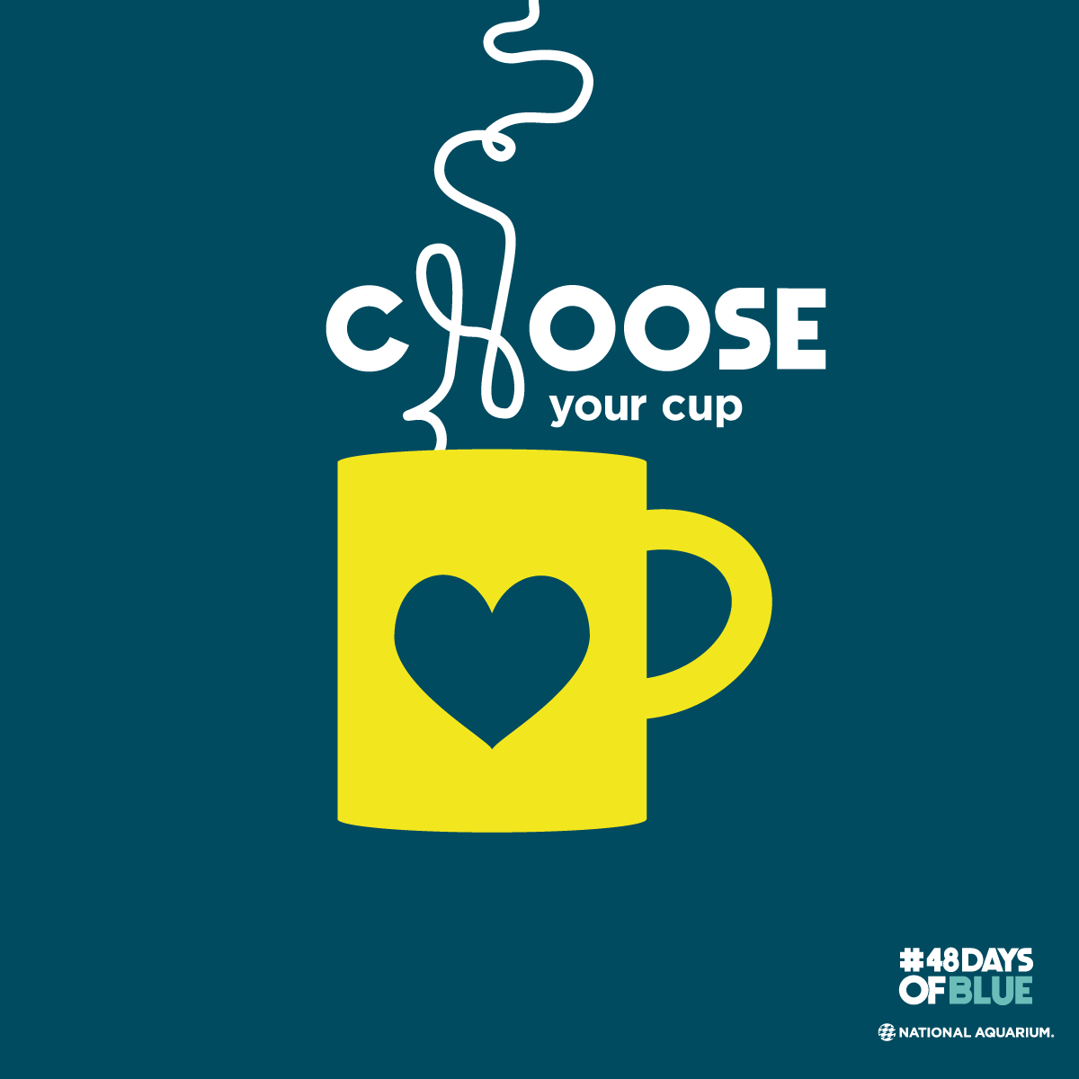 Choose-Your-Cup - #48DaysofBlue