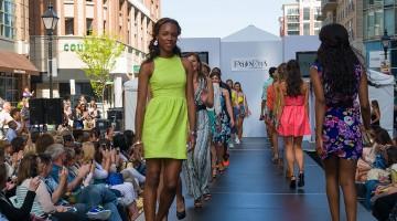 (cool) mom mini-escape: harbor east's fashionEASTA event! - (cool) progeny