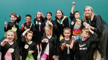 (cool) summer camps: maryland science center