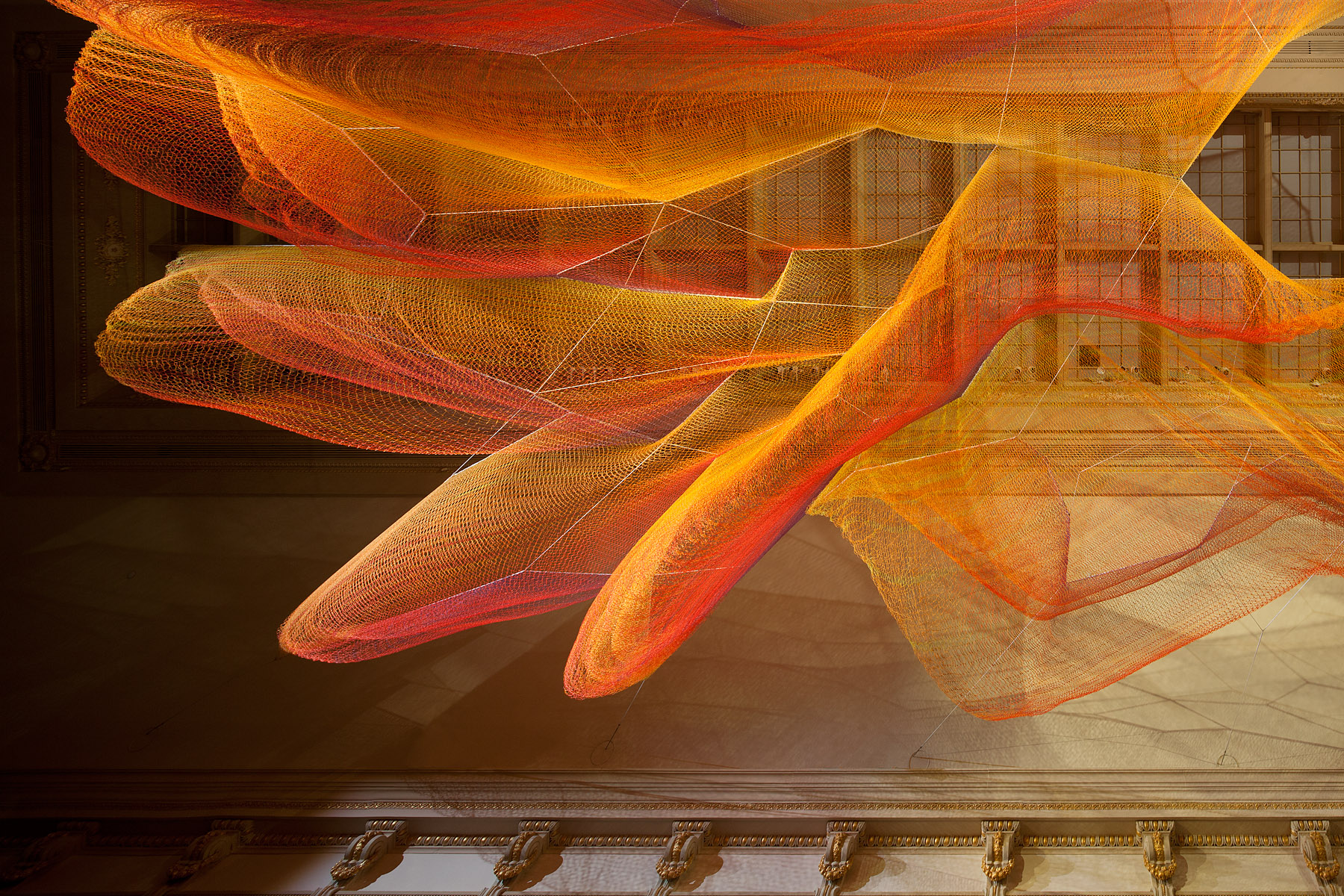 wonder exhibit at renwick gallery. photos courtesy of the Smithsonian's website - (cool) progeny