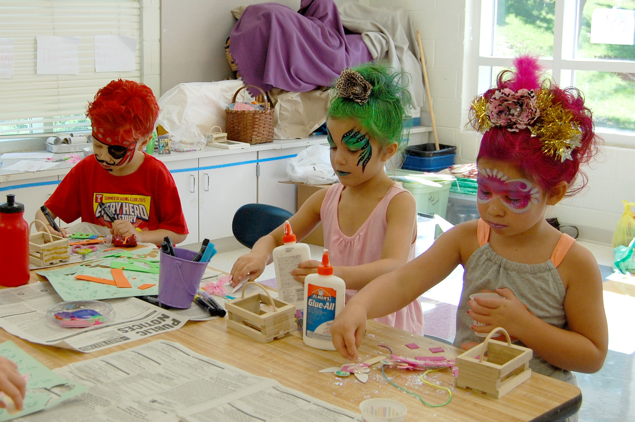 (cool) summer camps: roland park country school - (cool) progeny