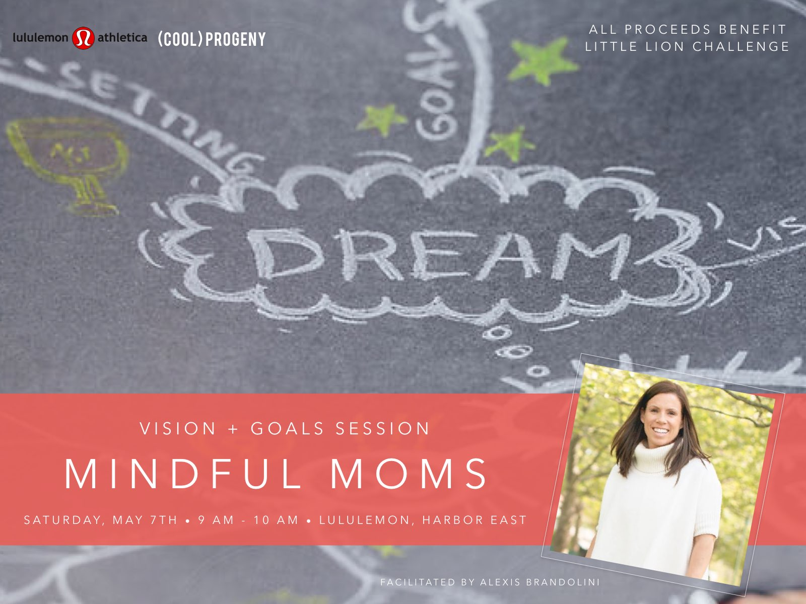 Vision and Goals: Mindful Moms - (cool) progeny