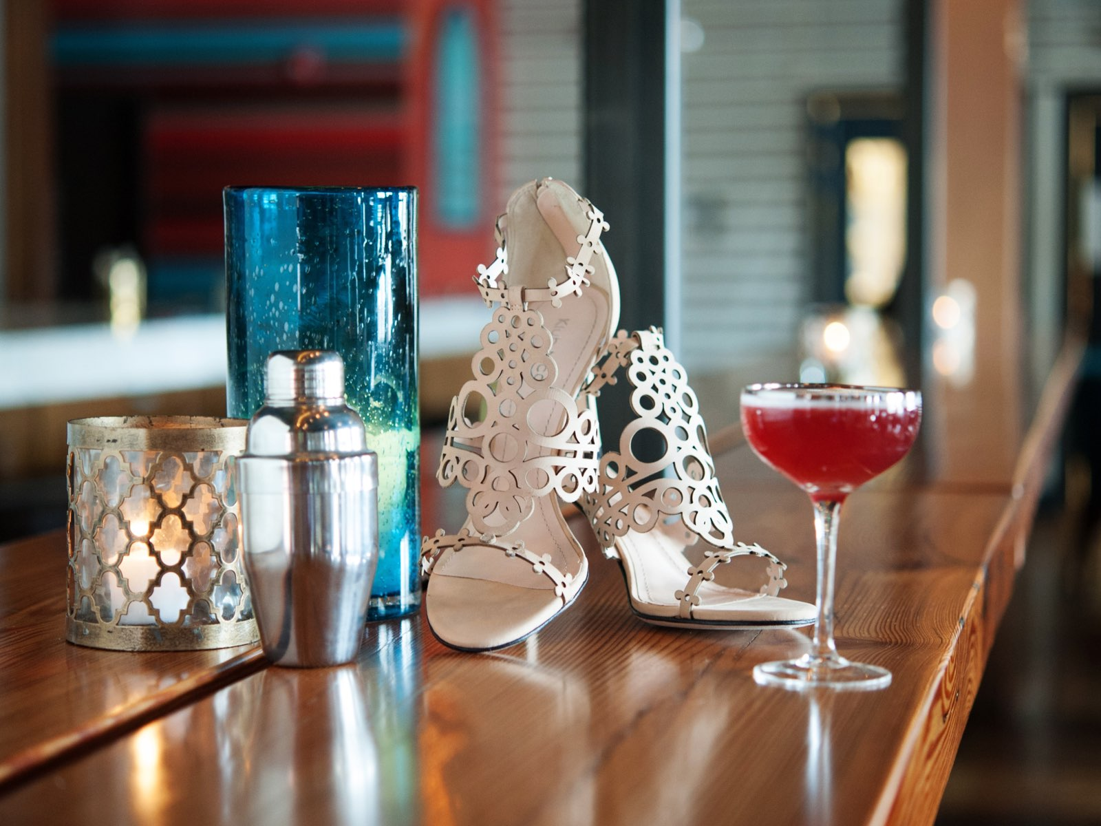shoes and cocktails - (cool) progeny
