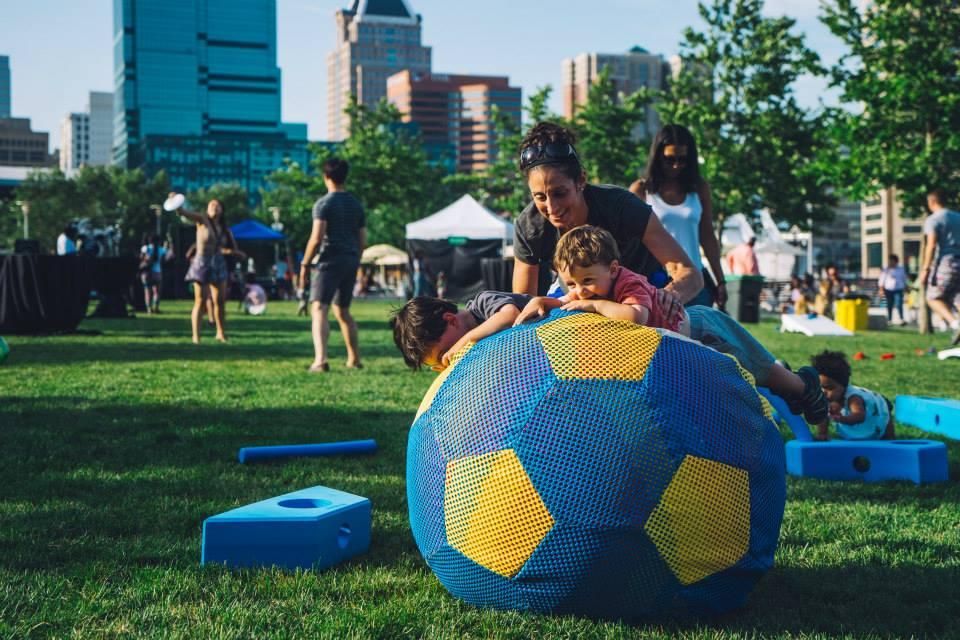 Summer Socials at West Shore Park - (cool) progeny