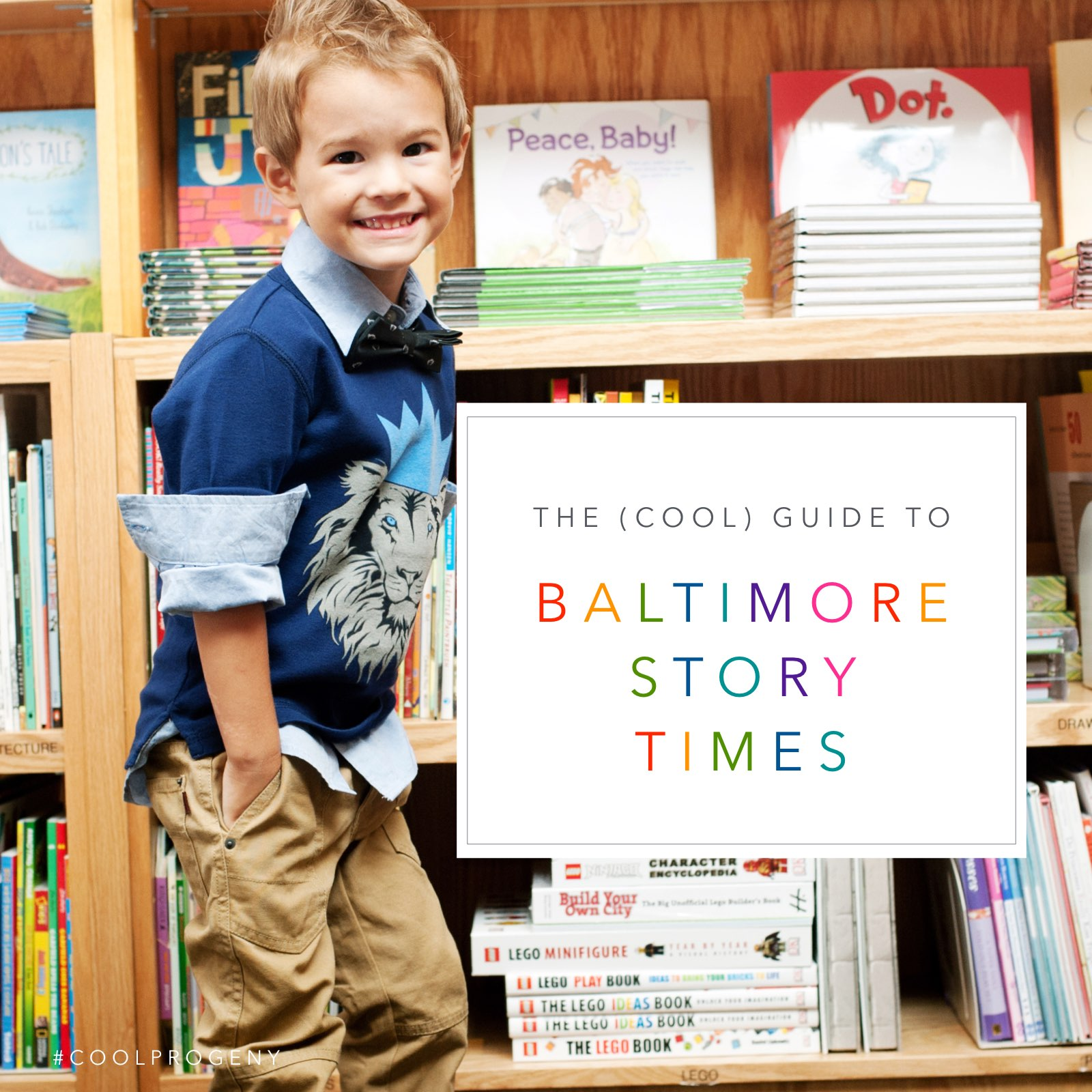 Baltimore Story Times - (cool) progeny