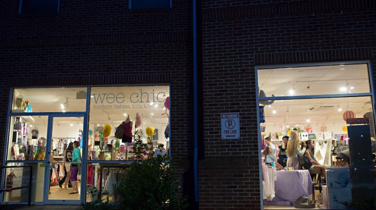 Happy Healthy ME Event at Wee Chic - (cool) progeny. Photo by Kakki Morrison.