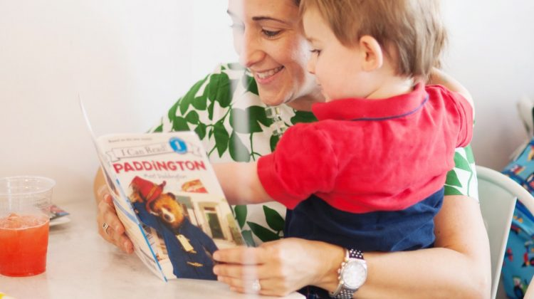 Paddington Bear Mommy + Me Story Time Tea at The Corner Pantry - (cool) progeny