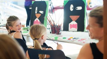 Art + Nature Edventure: Penguins - (cool) progeny
