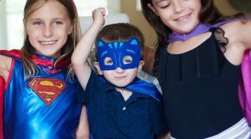 Superhero Social 2016 - (cool) progeny