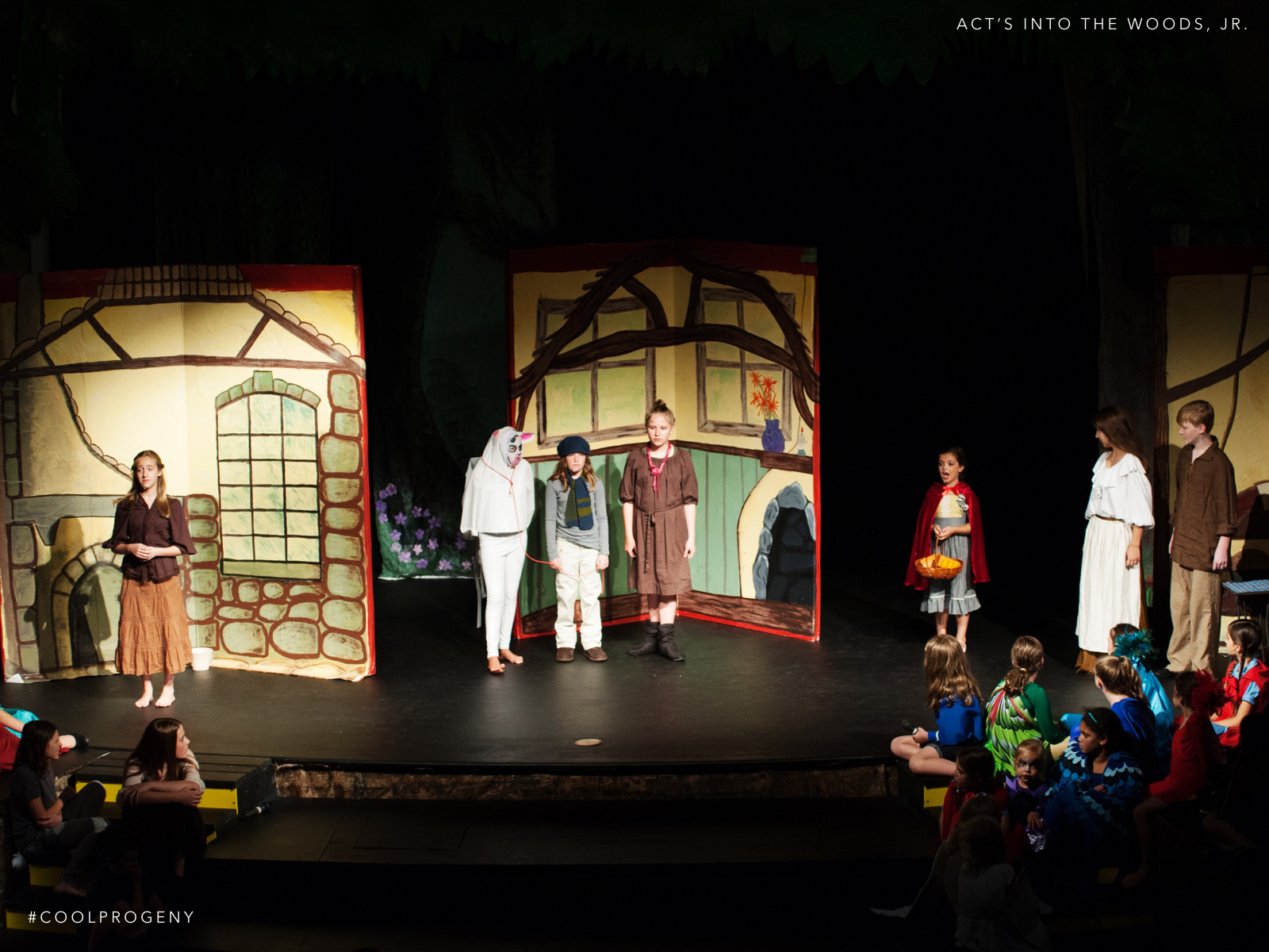 Artistic Children's Theatre presents Into the Woods - (cool) progeny