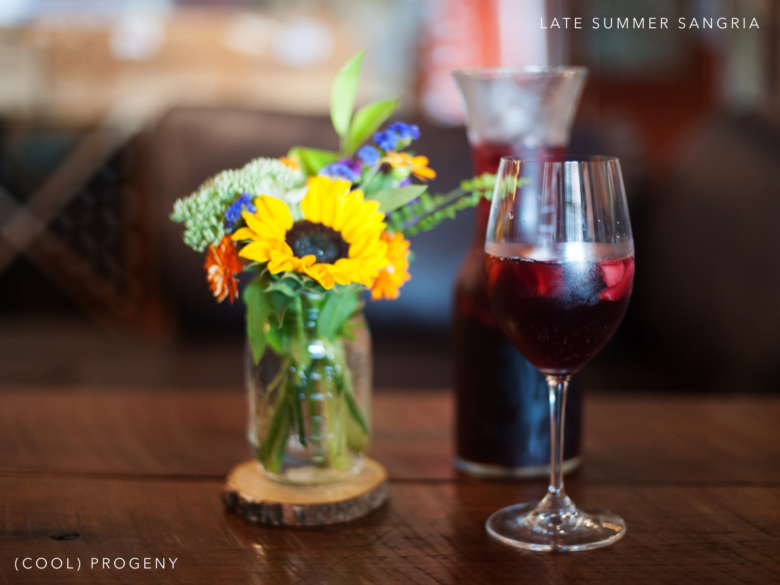 Late Summer Sangria - (cool) progeny
