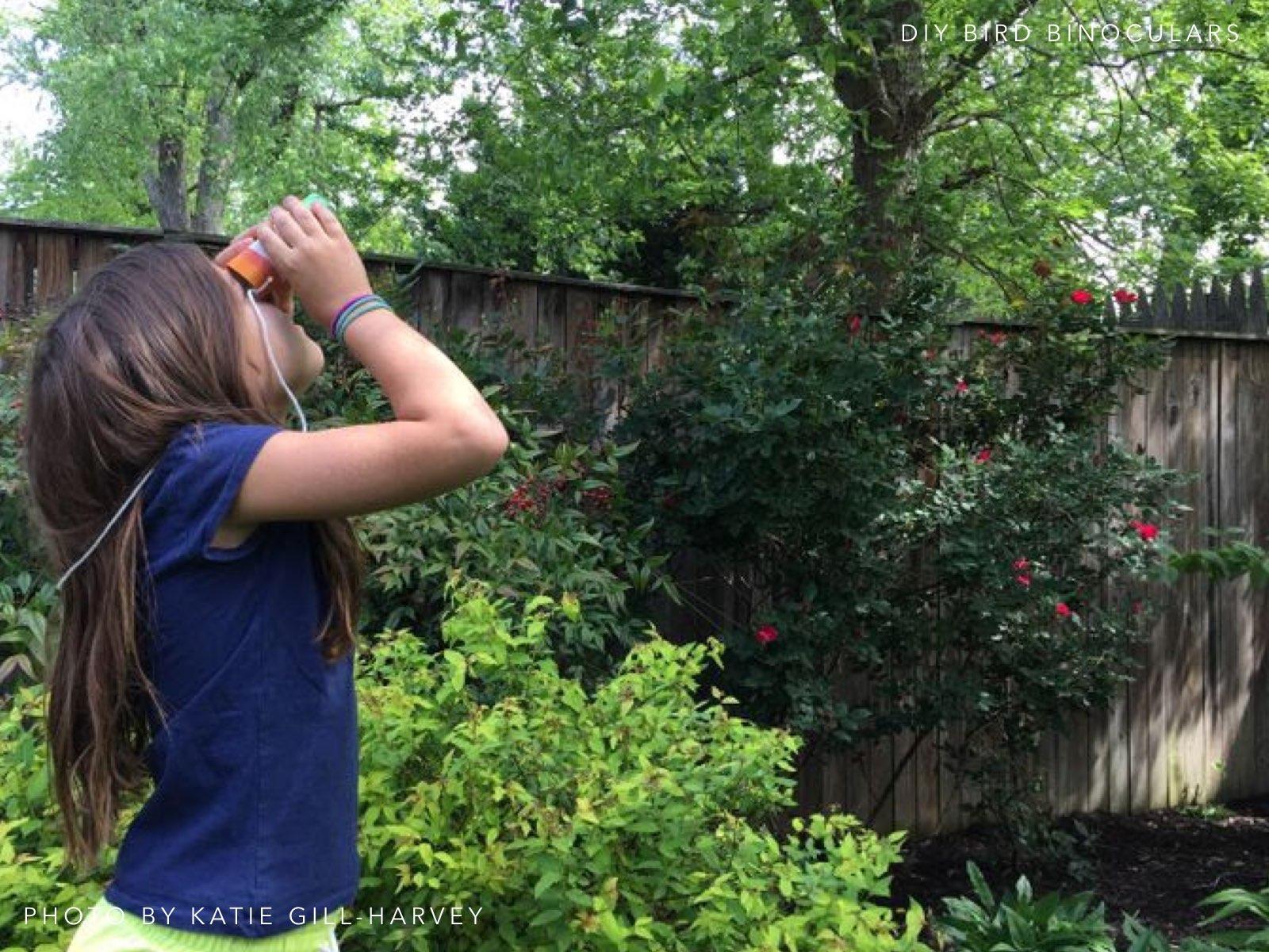 diy binoculars - (cool) progeny