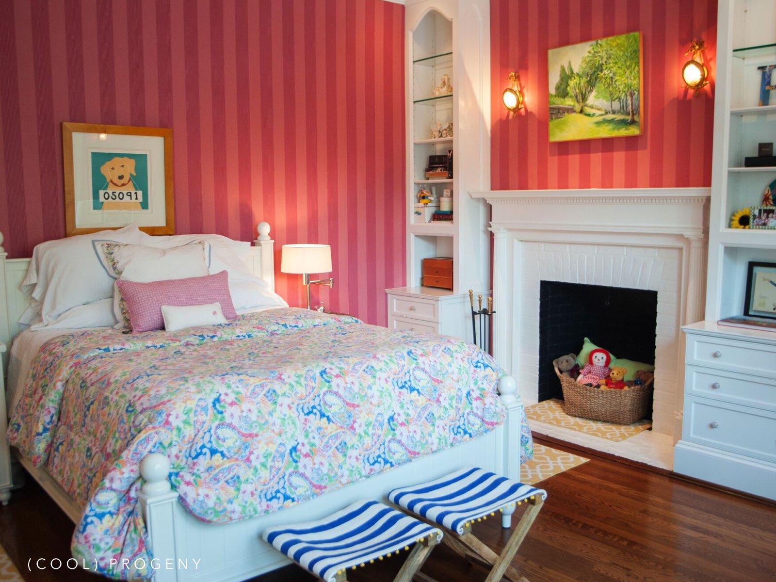 Girls Bedroom Designed to Grow - (cool) progeny