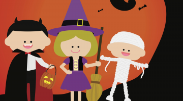 St. James Academy Halloween Family Fest = a (cool) progeny play date