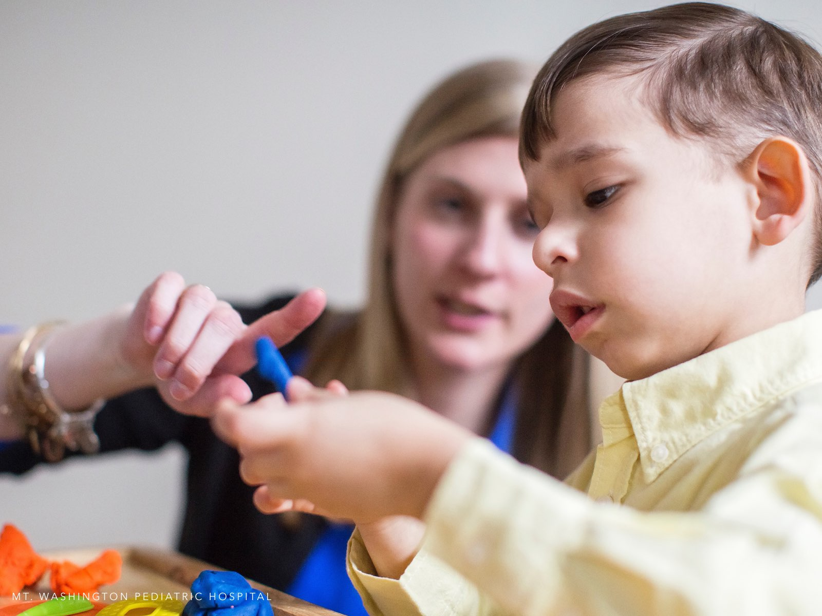 Autism Therapeutic Services at Mt. Washington Pediatric Hospital - (cool) progeny