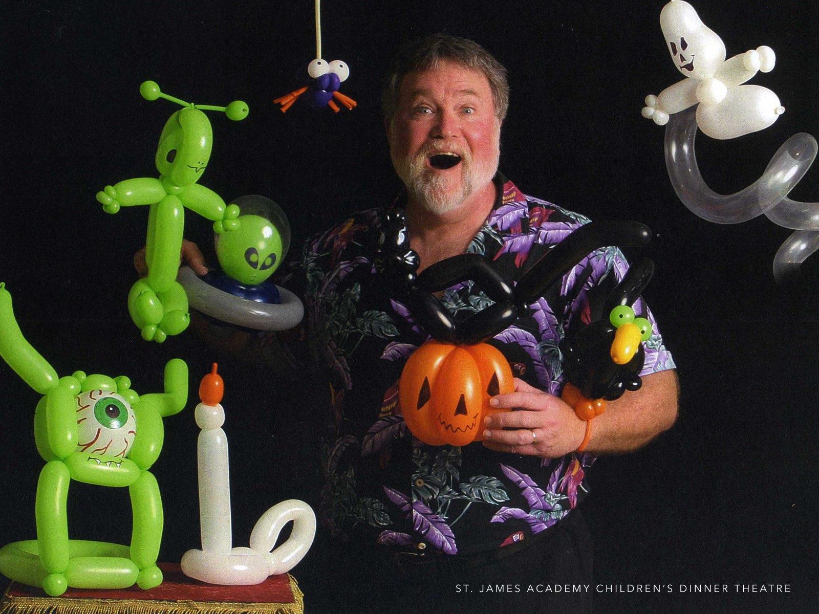 St. James Academy Children's Dinner Theatre - (cool) progeny
