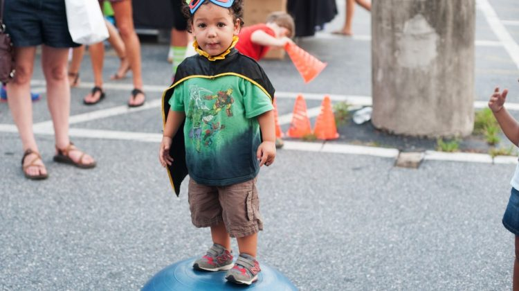 Superhero Social at Green Spring Station to benefit Little Lion Challenge - (cool) progeny