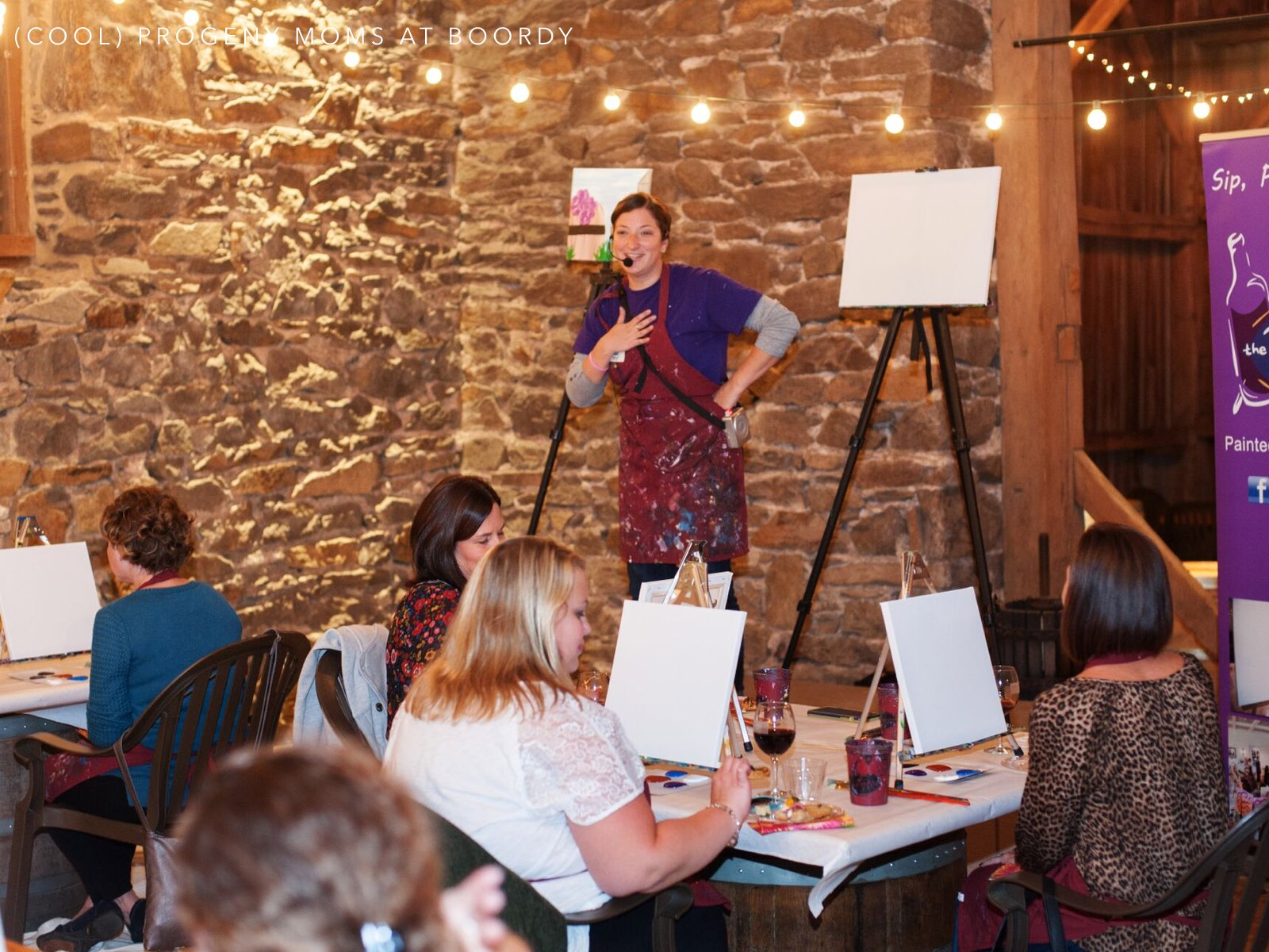 Gallery Cool Moms Night Out At Boordy Cool Progeny