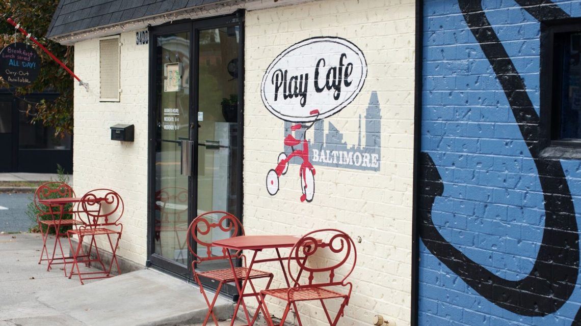 Play Cafe in Baltimore - (cool) progeny