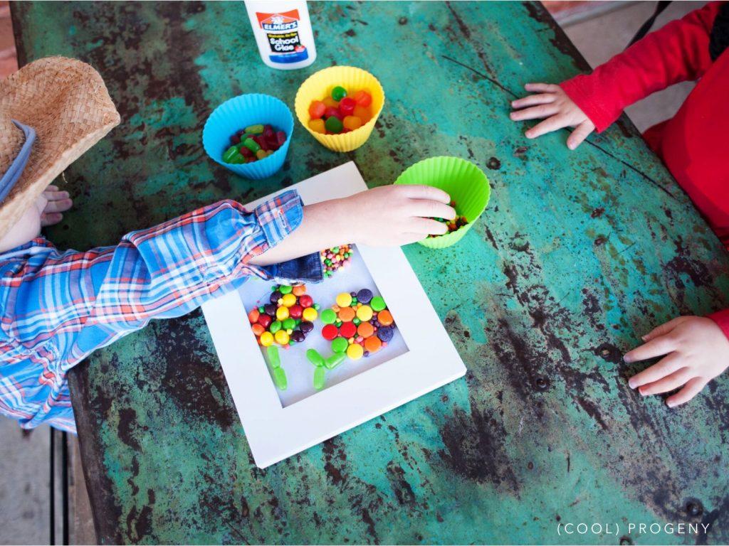 Kid Craft - Candy Mosaics - (cool) progeny