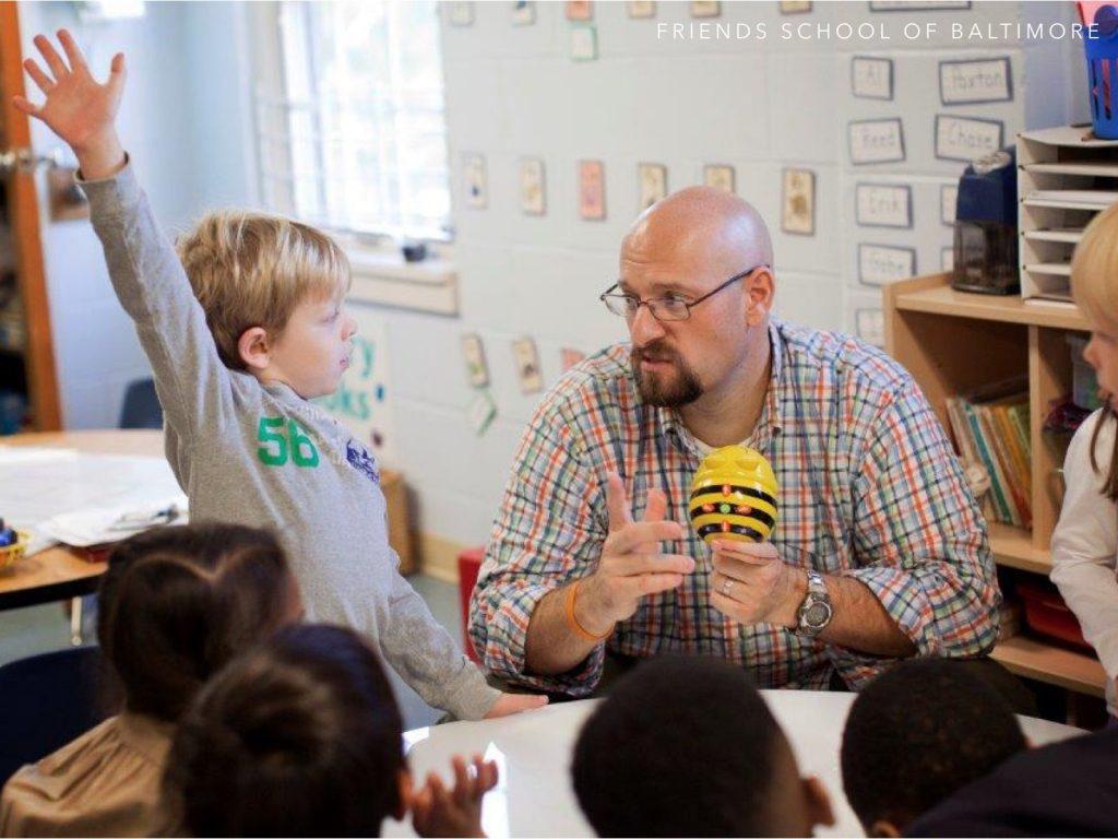 School Stories - Friends School- (cool) progeny