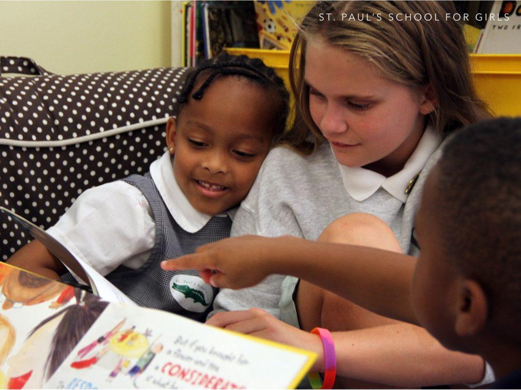 School Stories - St. Paul's School for GIrls- (cool) progeny