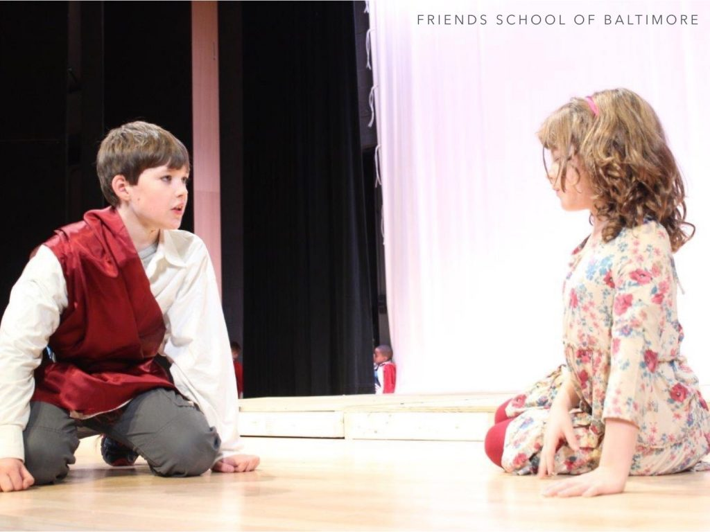 s(cool) stories - friends school of baltimore