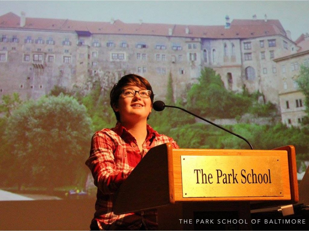 s(cool) stories - the park school of baltimore