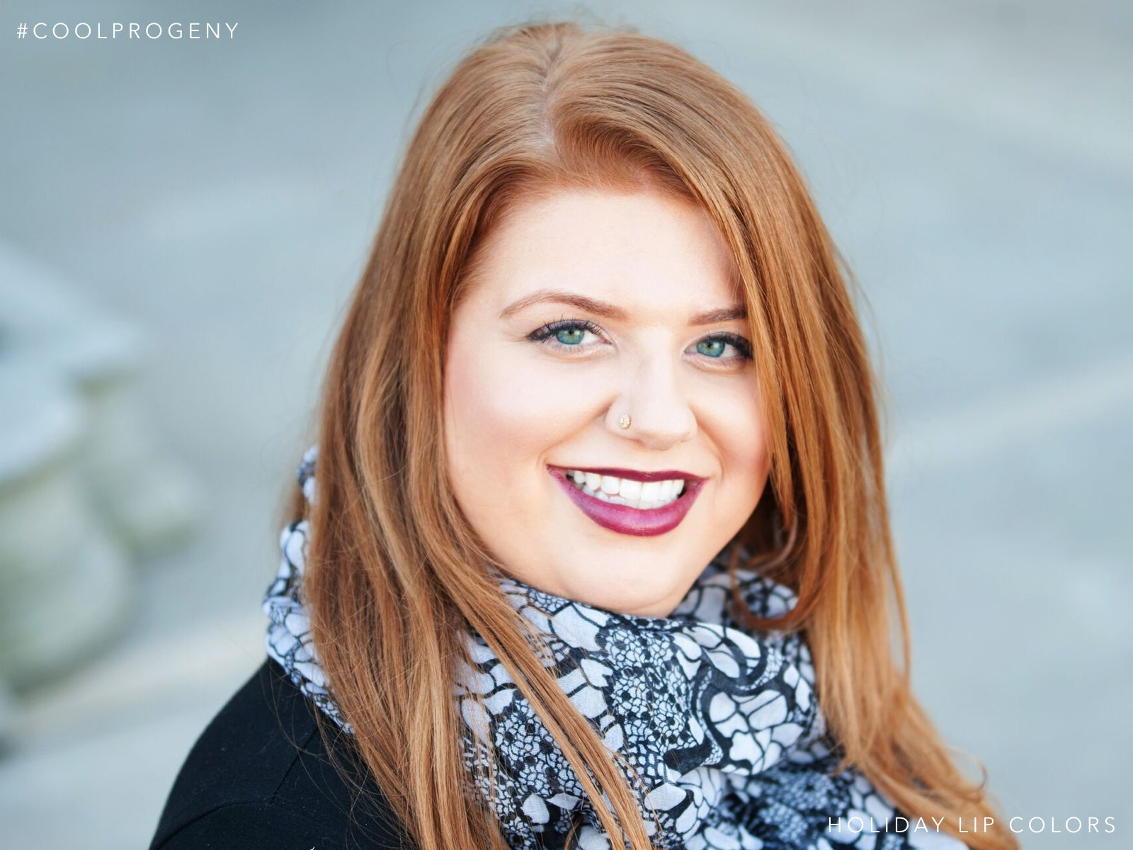 Holiday Lip Colors - (cool) progeny