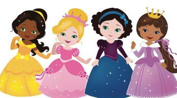 Princess Story Time - (cool) progeny