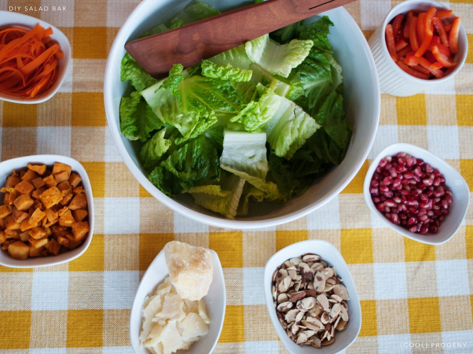 DIY Salad Bar