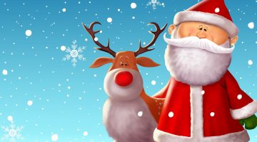 A Night of Reindeer Magic - (cool) progeny