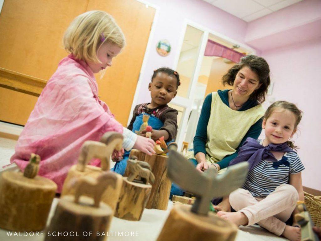 scool stories - waldorf school of baltimore
