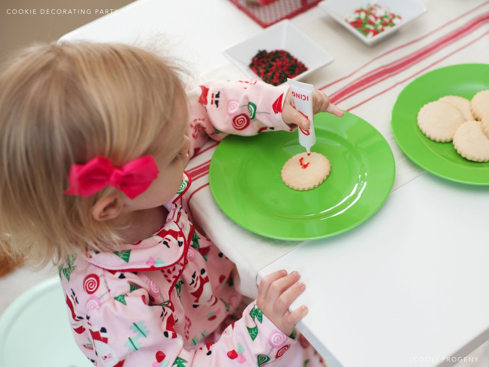 Holiday Cookie Decorating Kids from Eddie's - (cool) progeny