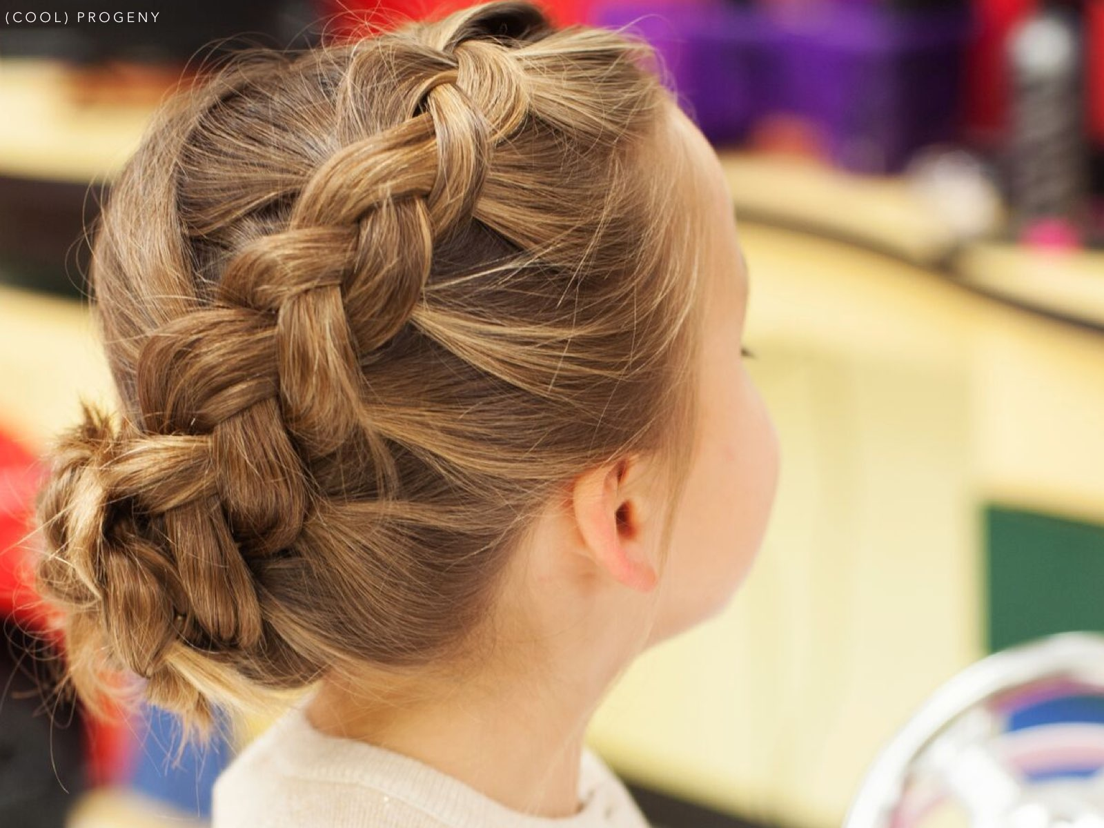 Holiday Hair Styles for Kids - (cool) progeny