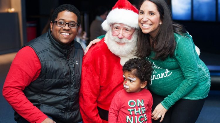 A Night of Reindeer Magic at the National Aquarium - (cool) progeny