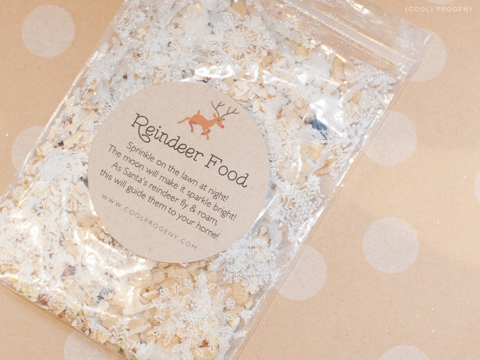 How To Make Reindeer Food - (cool) progeny