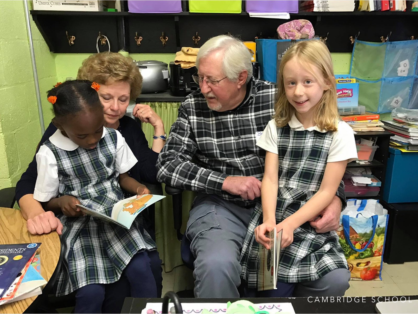 s(cool) stories: cambridge school - (cool) progeny