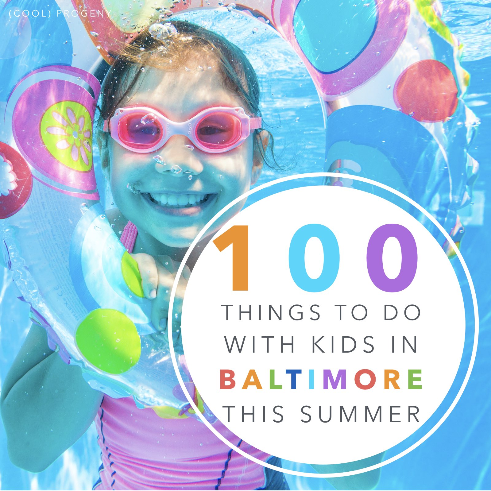 100 Things To Do with Kids in Baltimore This Summer - (cool) progeny