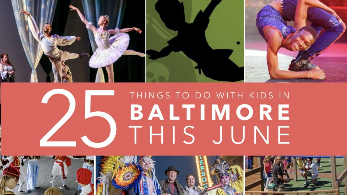 25 Things to Do with Kids June - (cool) progeny