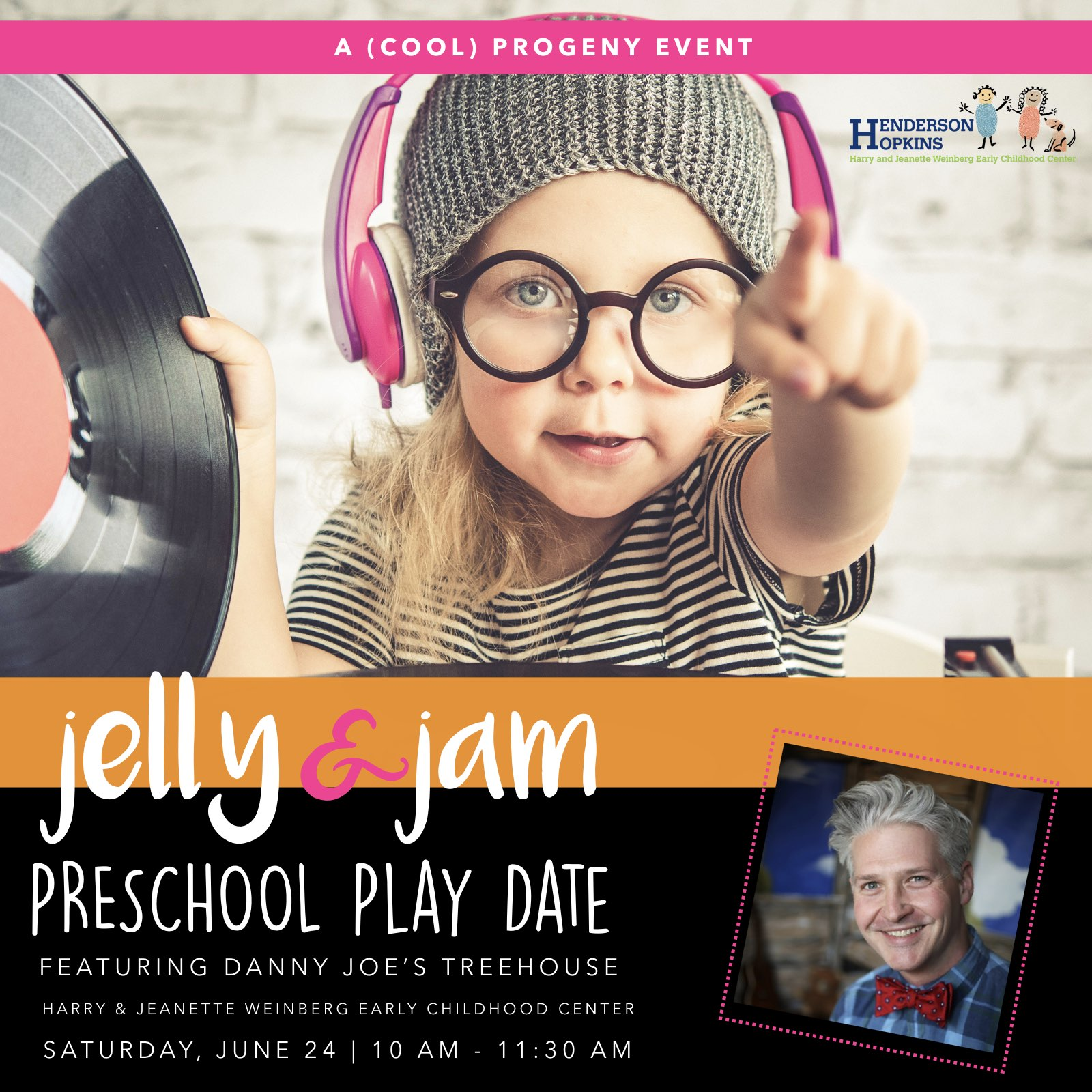 Jelly and Jam Preschool Play Date with Danny Joe's Treehouse - (cool) progeny