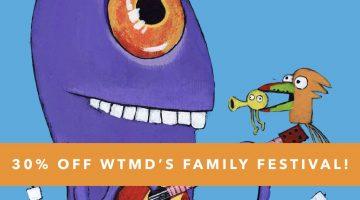 Saturday Morning Tunes Family Festival - (cool) progeny