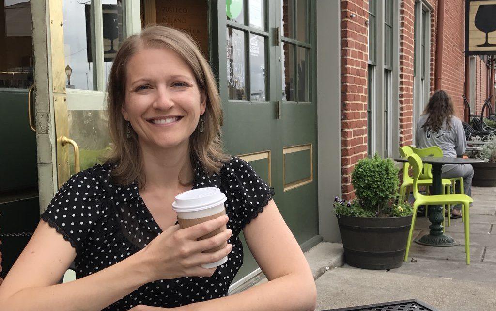 Coffee with Christine Mallinson - (cool) progeny