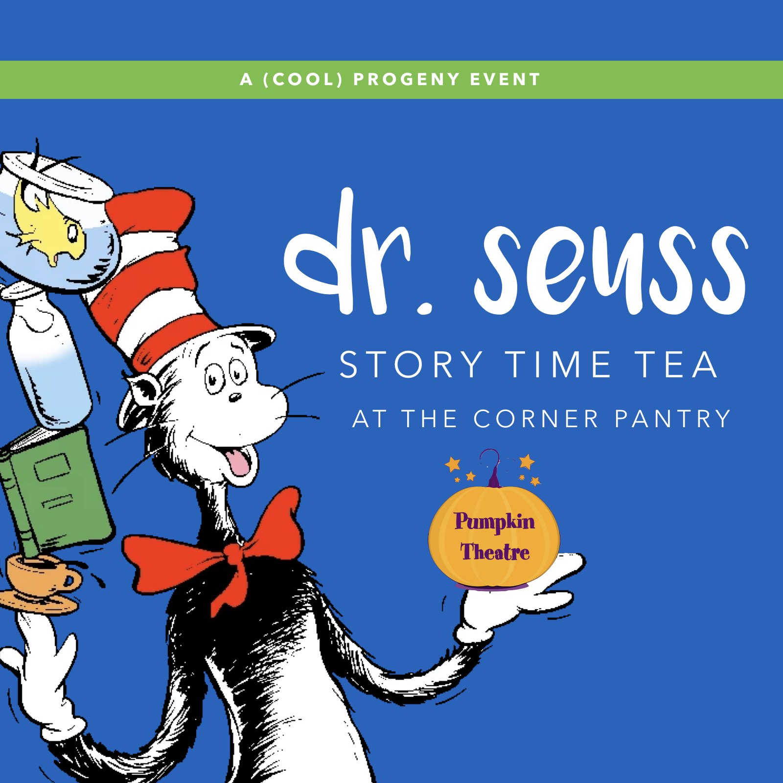 Dr. Suess Story Time Tea - (cool) progeny
